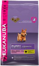 Eukanuba Puppy Razas Pequeñas
