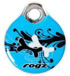 Rogz Placa Identificacion IDR34-BK