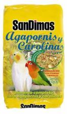 Sandimas Agapornis/Carolinas