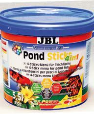 POND STICKS 4 EN 2 5,5 L