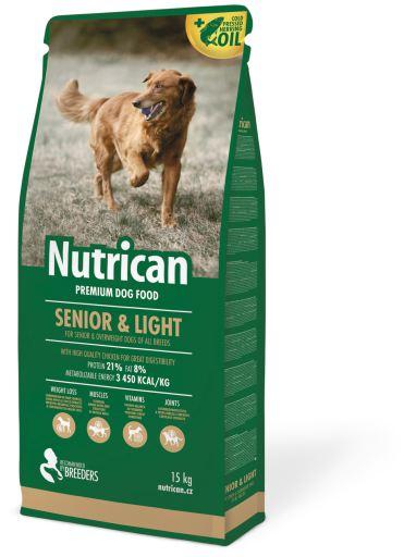 Nutrican Senior&Light 15Kg 15 KG